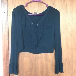 Size small forever 21 top!